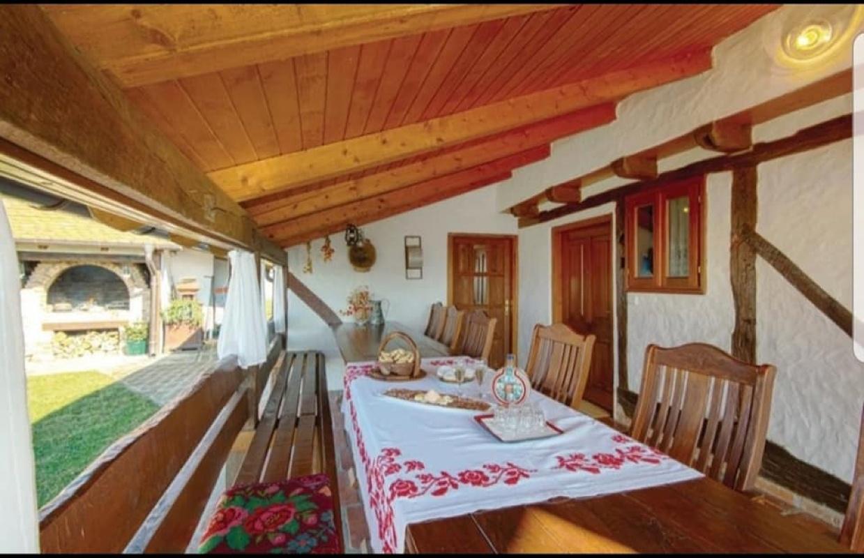 Bakina kuća za odmor
