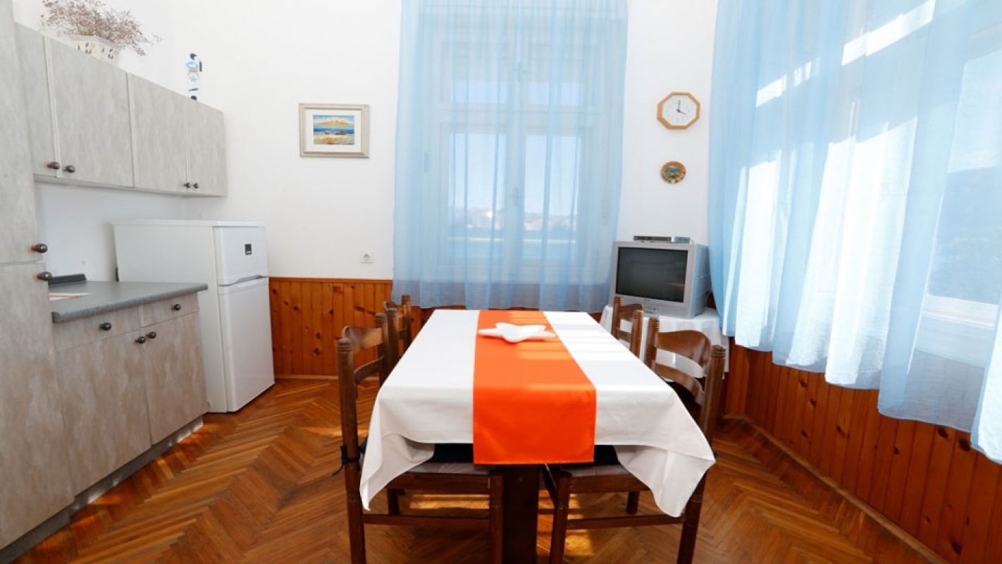 Apartment (2+1) Baška, Baška, Croatia
