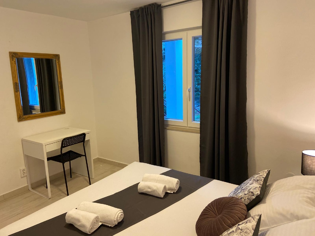 Apartman u Novalji - Pag,  4+2