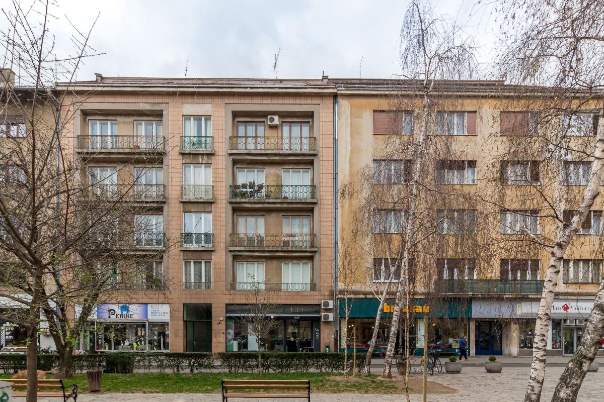 Studio apartman Fortuna u centru Zagreba