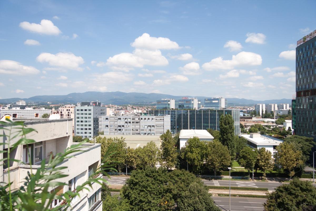 Appartamento (2+1) Trnje, Zagabria, Croazia