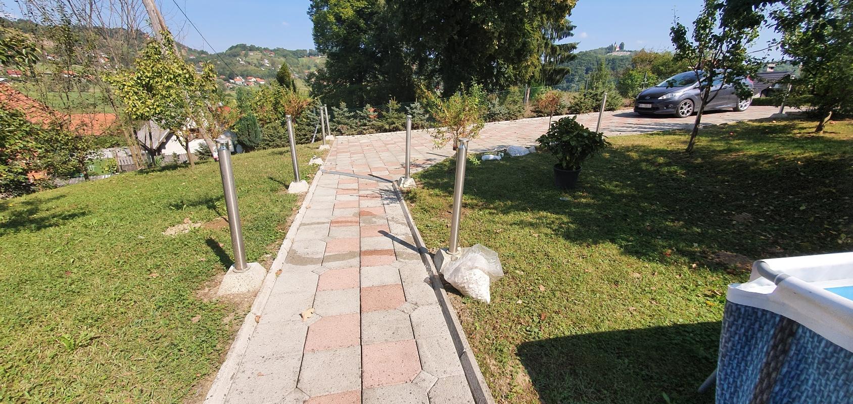 Haus (2+0) Dubrovčan, Veliko Trgovišće, Kroatien