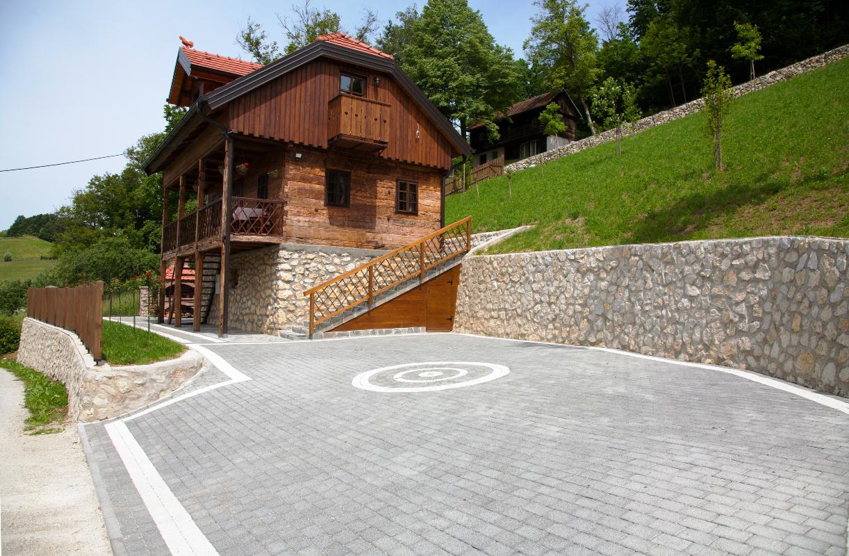 Vila Trnoružica