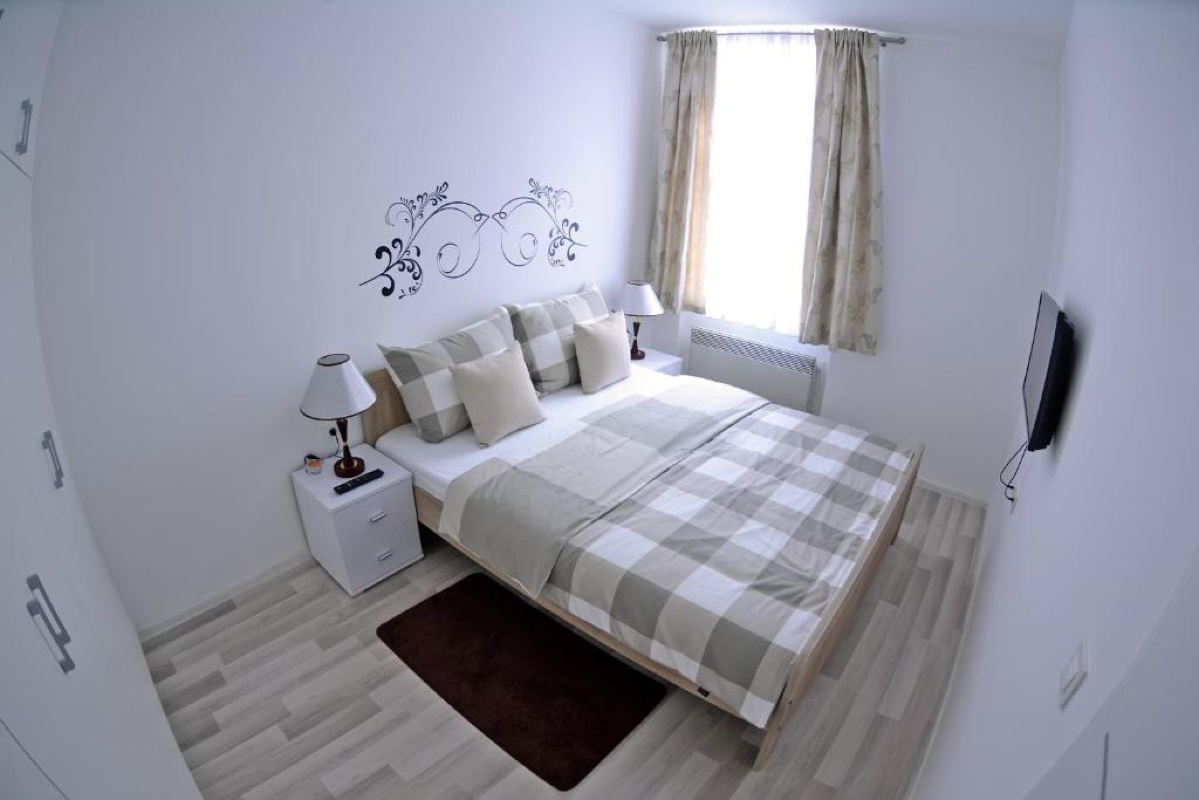 Apartmán (2+2) Donji Grad, Záhřeb, Chorvatsko