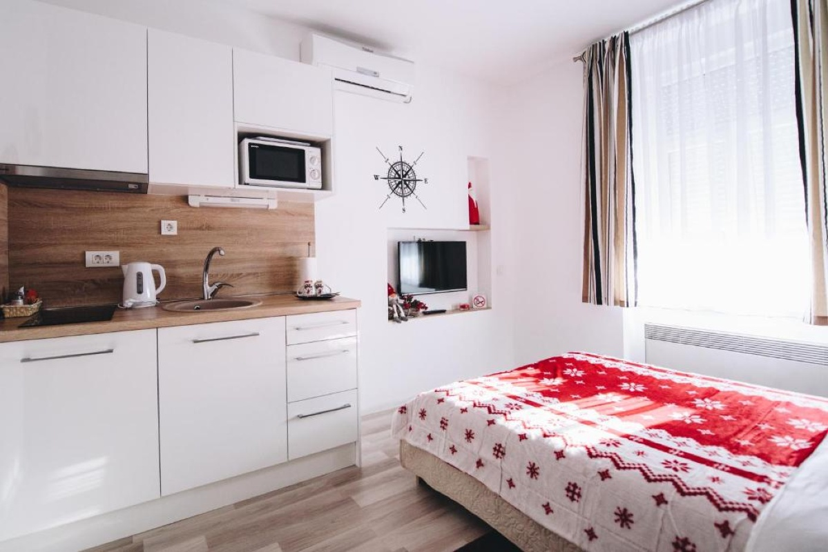 Studio apartman Borna 4. Ilica 183