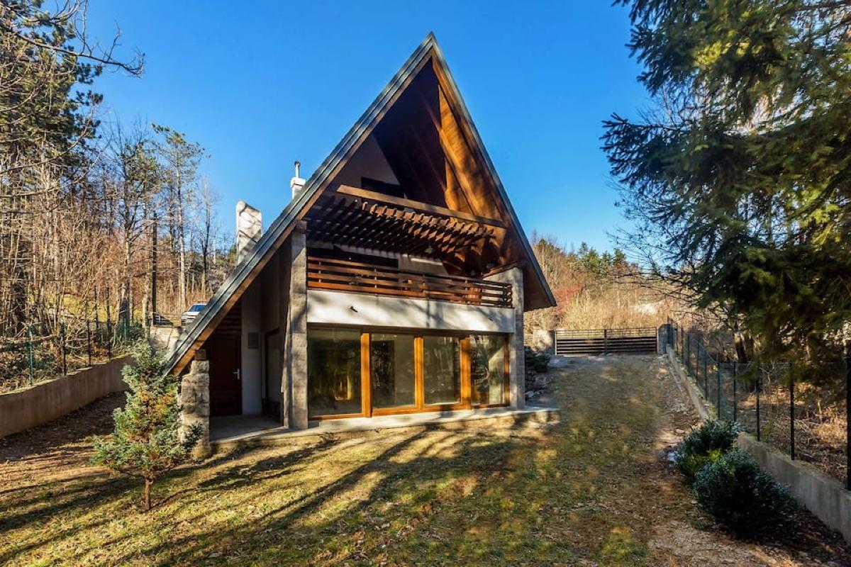 Kuca za odmor Borovnica