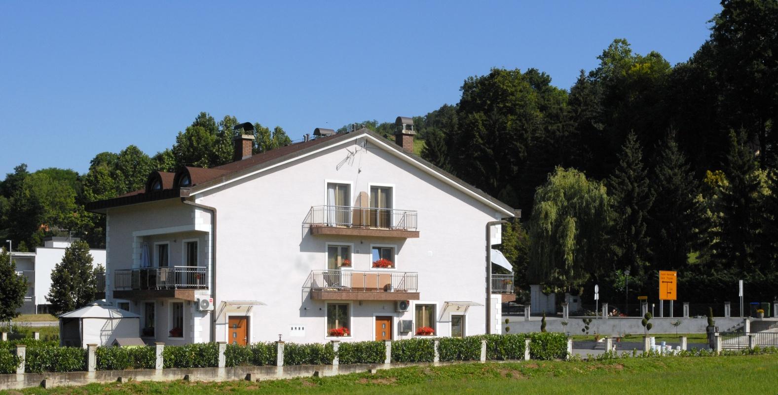 Apartment (2+2) Krapinske Toplice, Krapinske Toplice, Kroatien