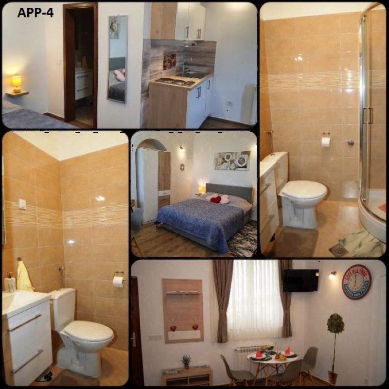 Apartament (2+0) Krapinske Toplice, Krapinske Toplice, Chorwacja