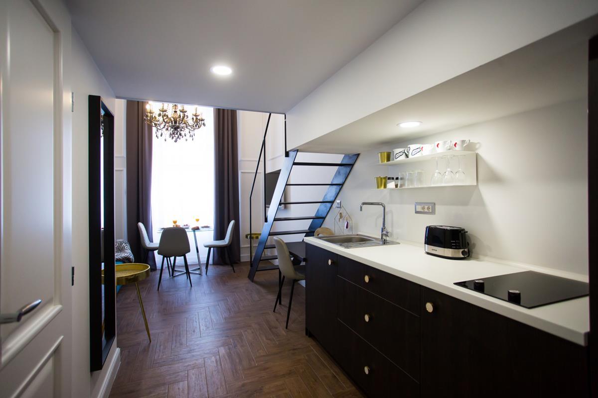 Apartmán (3+0) Donji Grad, Záhřeb, Chorvatsko