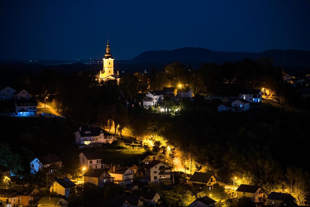 Casa (8+0) Grgačevo, Krapina, Croazia