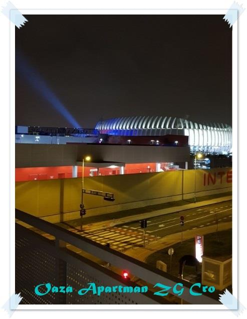 Oaza Blue - Apartman Zagreb Arena
