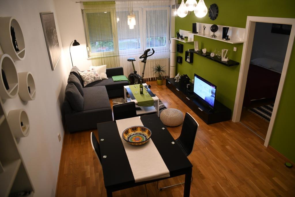 Oaza Green - Apartman Zagreb Arena