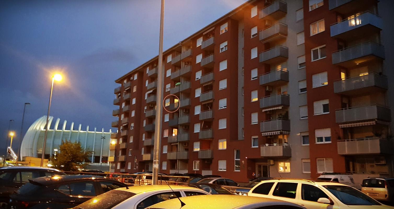 Apartman BARTY kod Arene, dnevni najam !