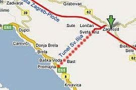 BAŠKA VODA,CENTAR 150m od plaže,PRIV.PARK(2+2) PRIGODA 20€