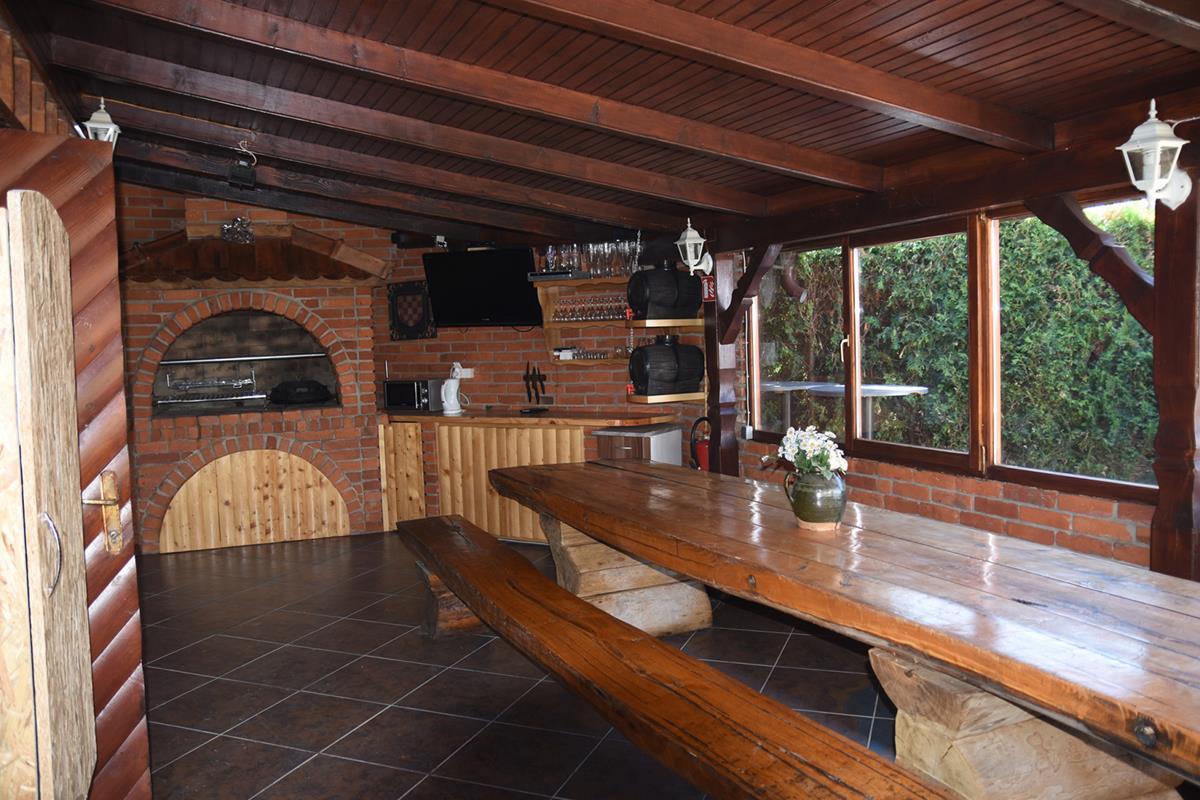 Drvena kuća za odmor (Pečenjara ) 2n Zagorje