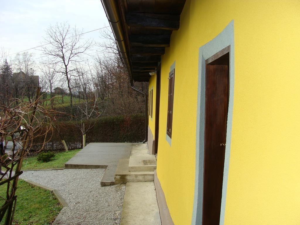 House (4+0) Babinec, Cestica, Croatia