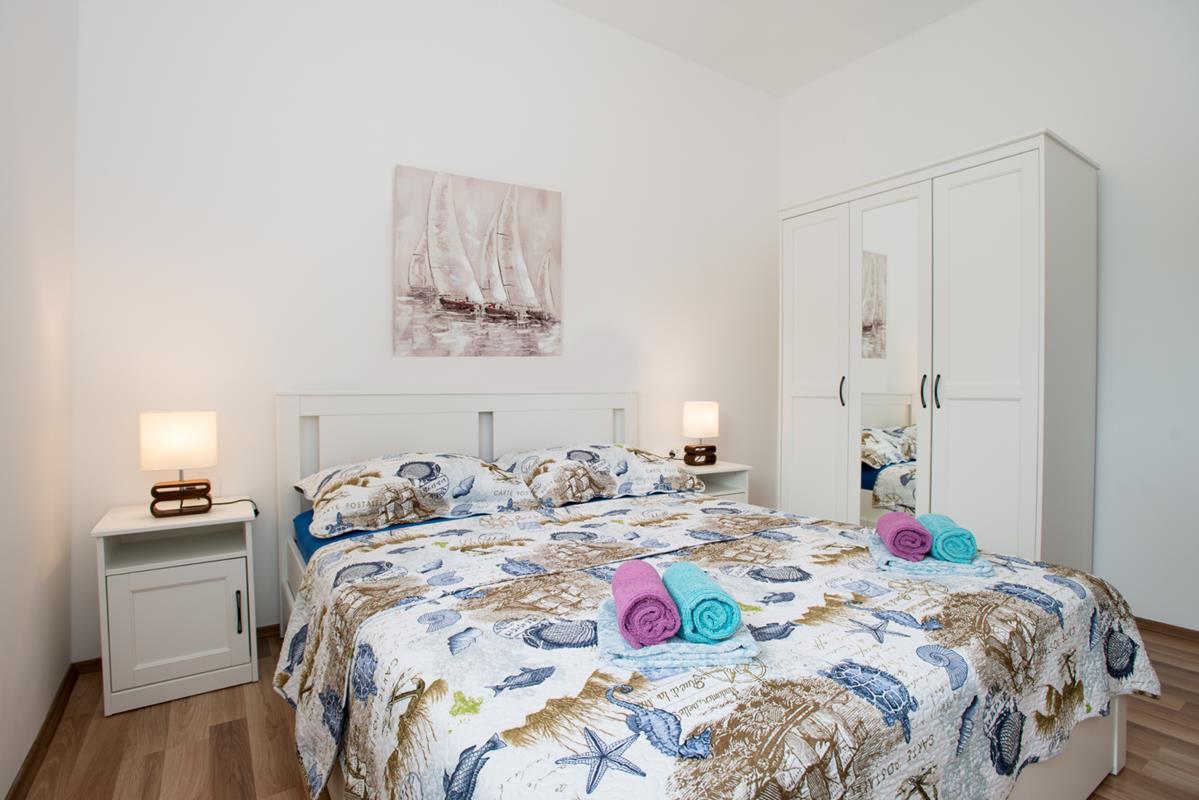 Kraljevica - Oštro, apartman Omorfia **** 2+2, 45m2