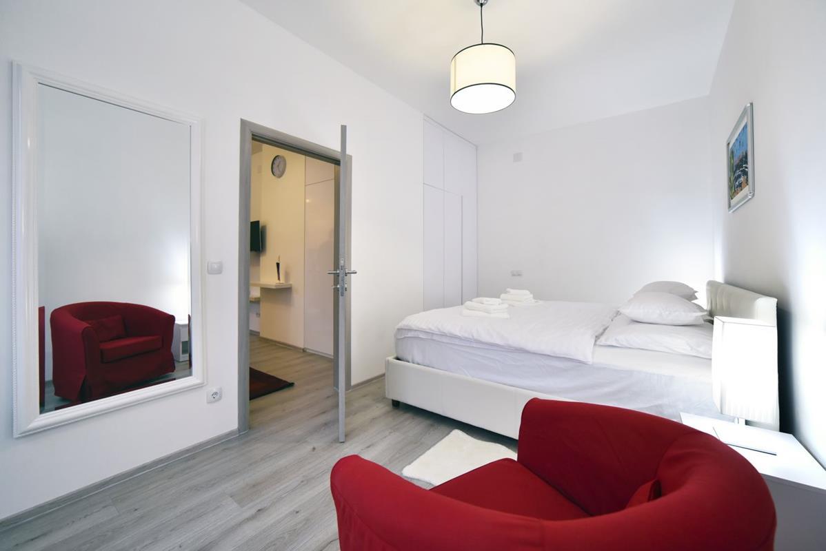Apartmán (4+0) Trnje, Záhřeb, Chorvatsko