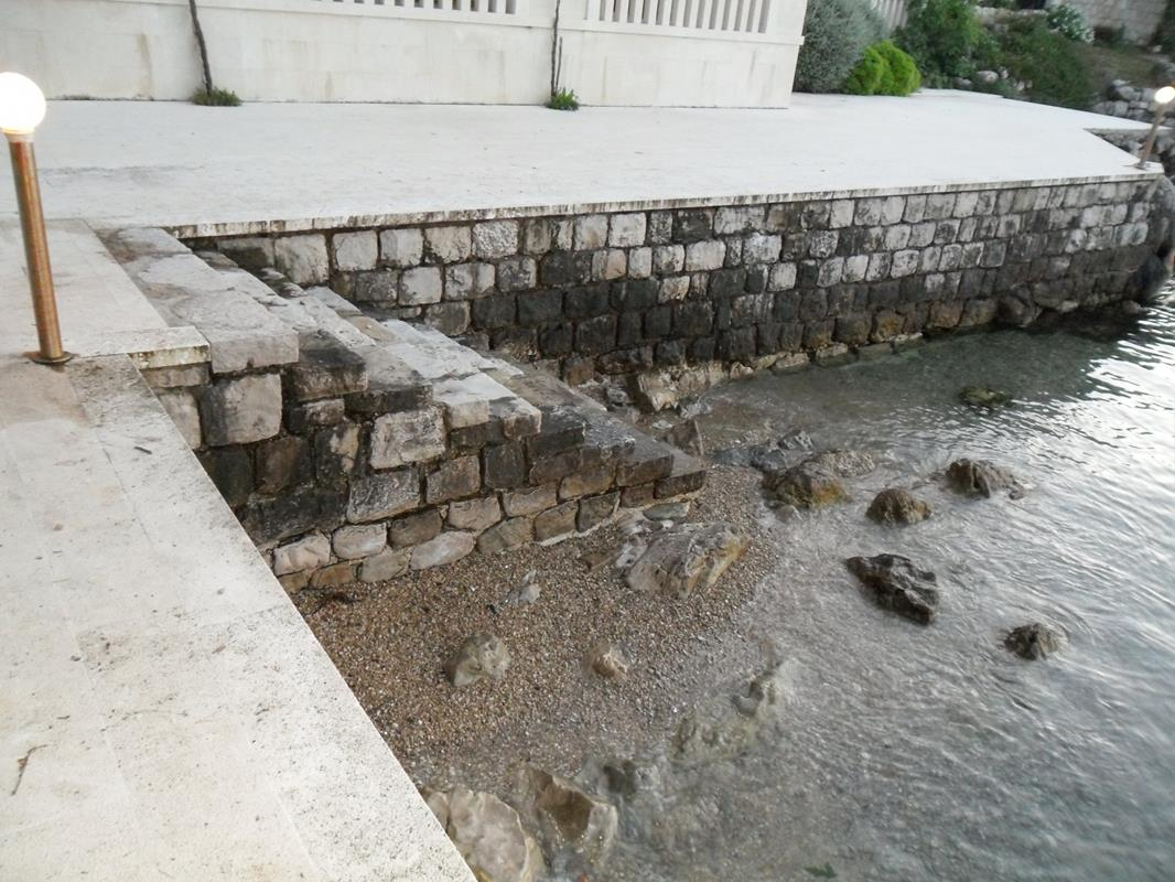Mljet/Kozarica/Villa Vincencija - App # 6 (4 osobe) - direktno na moru