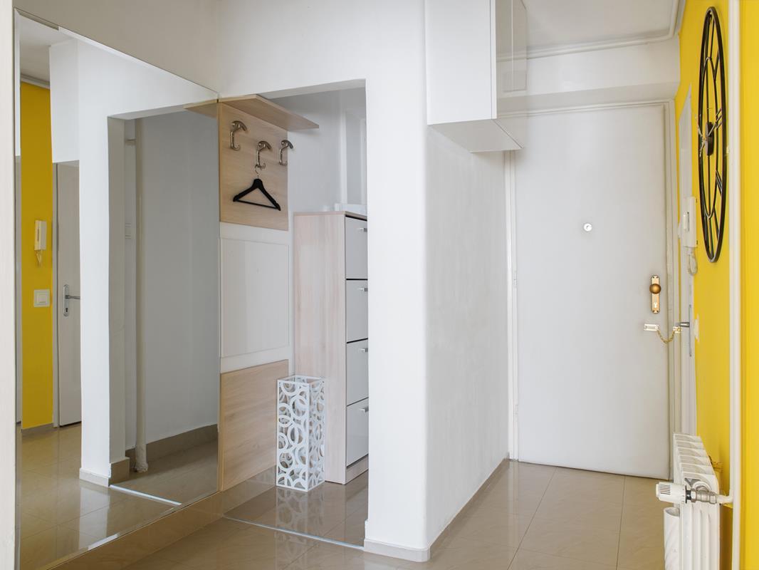 Dnevni najam - Zagreb - Novo - Luksuzno - Centar - Self check-in (11)