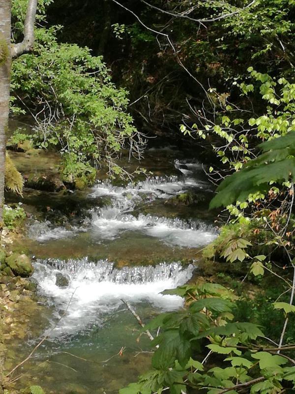 Kamp vikendica u parku prirode Žumberak, kao Plitvicka Jezera-SLOBODNO