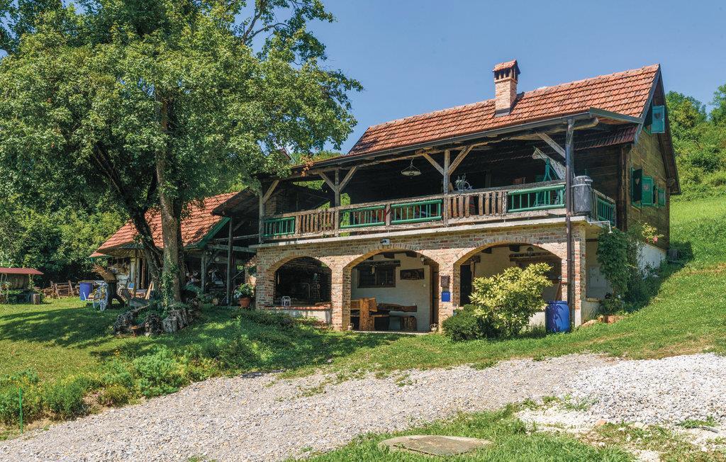 Dom (4+0) Sekirišće, Sveti Križ Začretje, Chorwacja