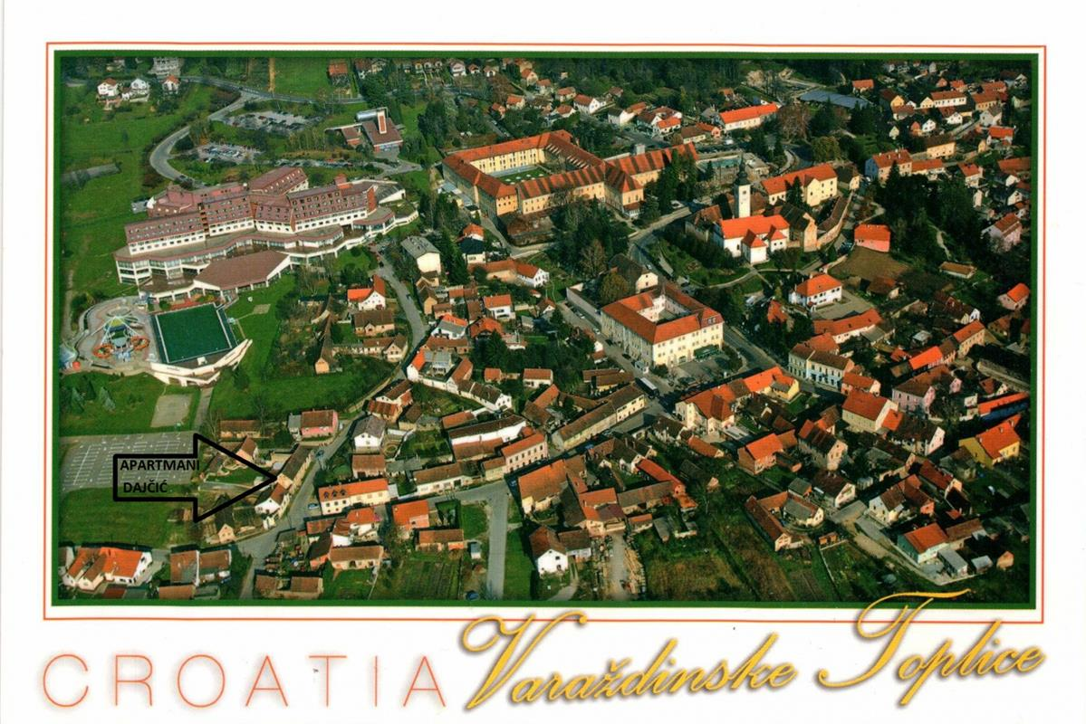 Apartmán (2+2) Varaždinske Toplice, Varaždinske Toplice, Chorvatsko