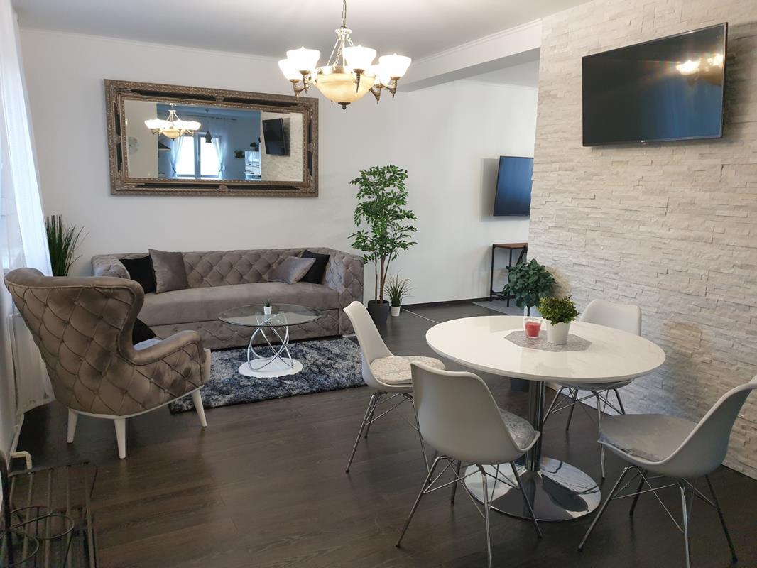 Apartmán (4+0) Hallers, Varaždin, Chorvatsko