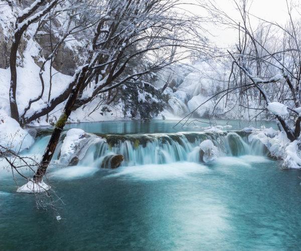 <p>Zimska idila u prirodi</p>